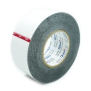 ST7_ _ Heavy Duty Black Double Coated Tissue Splicing Tape