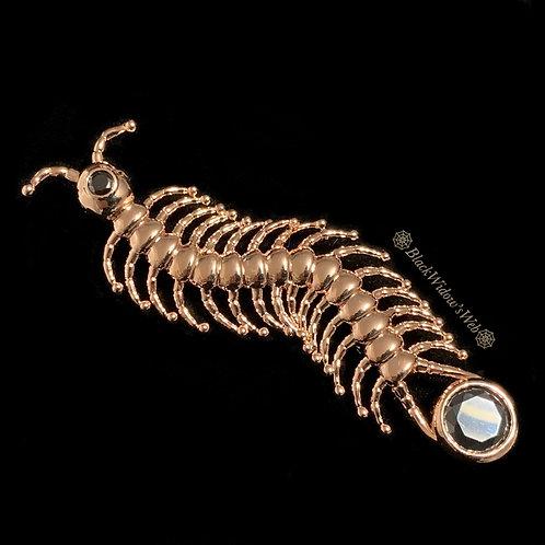 Centipede pendant