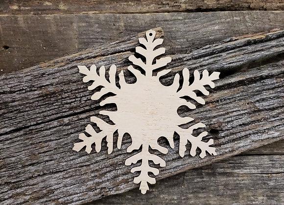 Classic Snowflake