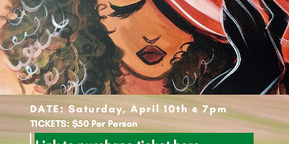 Virtual Paint Party FUNDAISER for Alpha Kappa Alpha Sorority, Inc.