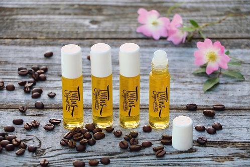 Augenserum Koffeinkick 10 ml Roll-on Flasche (vegan)