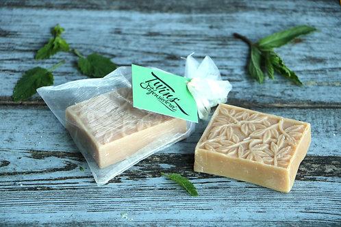 Aloe Vera-Kokosmilchseife (vegan) für jeden Hauttyp