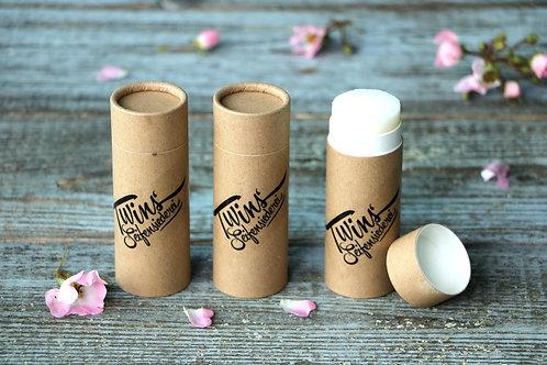 Deo Balsam 50 ml Stift nur aus Pappe (vegan) ohne Aluminiumsalze