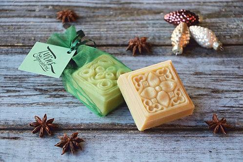 Arvenduft (vegan) Shampoo-, Rasier- & Duschseife