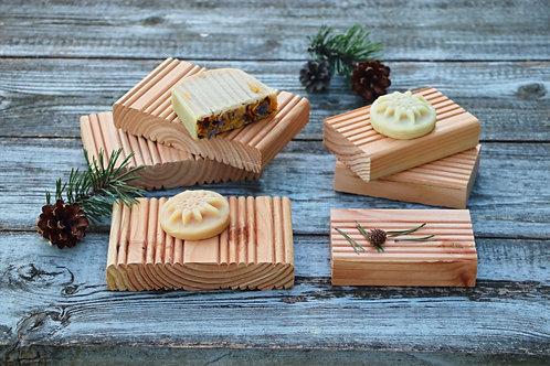 Holzseifenrost klein