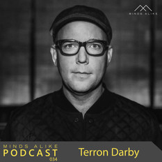 Terron Darby Drops Some Serious Heat for Podcast No. 34 on Minds Alike