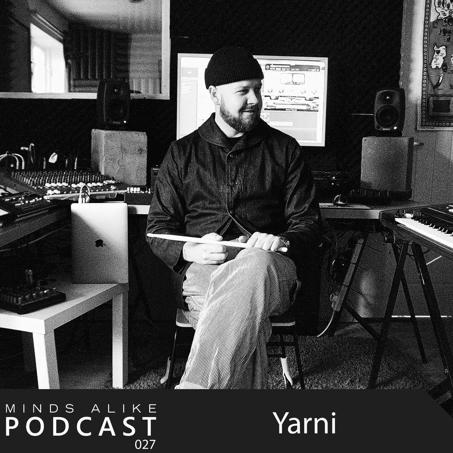 MAR Podcast 027 - Yarni
