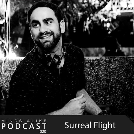 Do Not Sit Resident, Surreal Flight takes us on a surreal journey for our 20th Podcast.