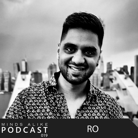 Dive into RO's music collection with this well crafted Podcast from the Brooklyn-based Artist.