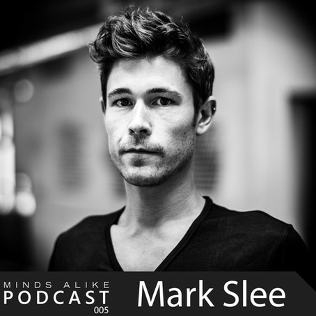 Manjumasi Co-Founder Mark Slee Joins Minds Alike Podcast Series With An Hour Of Intimate Vibes.