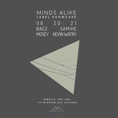 Minds Alike Label Showcase Announced in Chicago