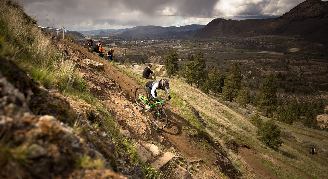 River beaver classic DH.
