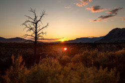 beaver classic sunset