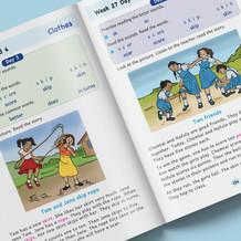 Grade 1 English Text Book
