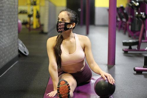 Gutta Girl Facemask