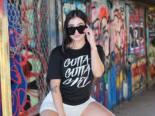 Gutta Girl Crew Neck (Black)