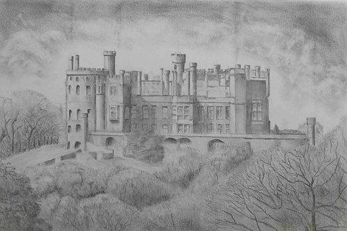 Belvoir Castle near Grantham