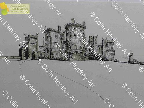 P1010535 - Belvoir Castle near Grantham