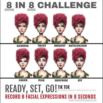 8 IN 8 CHALLENGE
