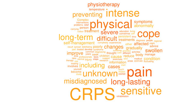 Our CRPS frustration