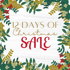 Our Annual Holiday SALE!