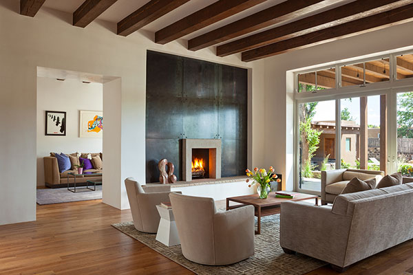 Old Santa Fe Trail Contemporary