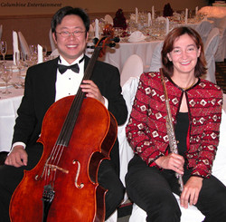 Cello-Flute Duo