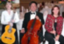 Guitar Flute Cello trio