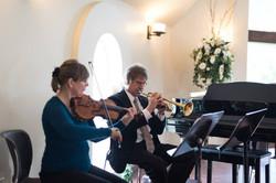 Violin-Trumpet Duo