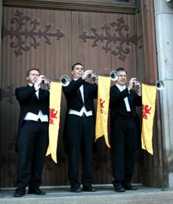 The Royal Trumpets