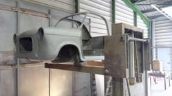 Aerogommage voiture 2