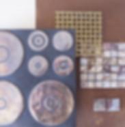 TALES OF TILES_DECO'moodboard.- piastrella raku e smalti metallizzati.jpg