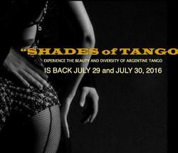 Shades of Tango Tour