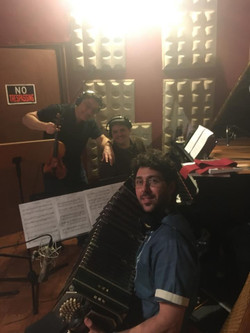 Recording Session Yalil