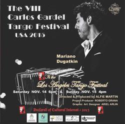 LA Tango festival