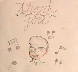 Students Thank you Letter