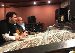 TintoTango Recording Session_Drums