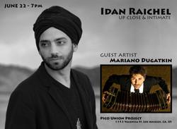 Idan Raichel_guest artist