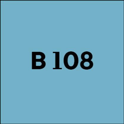 B 108 - 2009