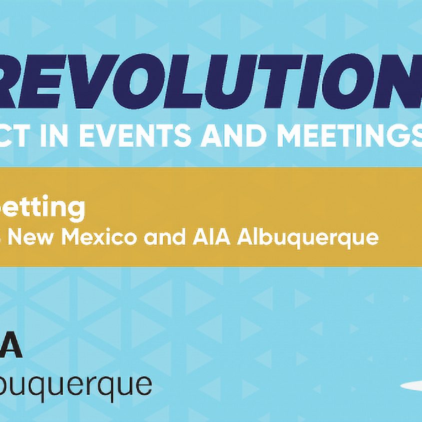 (1 LU) FREE - VIRTUAL REVOLUTION - Maximize Your Impact in Events and Meetings