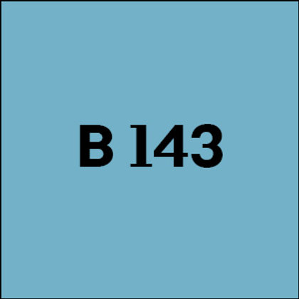 B 143 - 2014