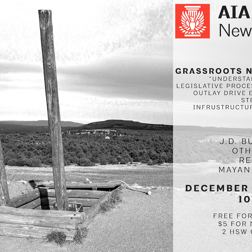 AIA-NM Presents: Grassroots New Mexico
