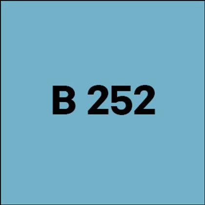 B 252 - 2019