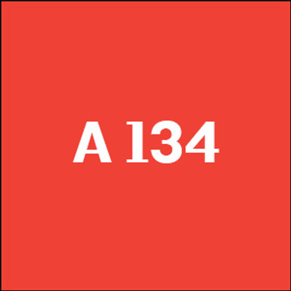 A 134 - 2019