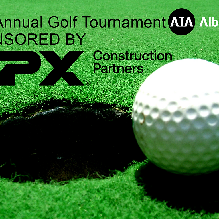 44th ANNUAL AIA ABQ GOLF TOURNAMENT Sponsored by EPX Construction Partners
