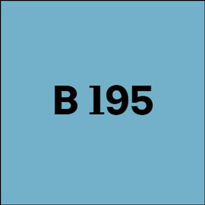 B 195 - 2008