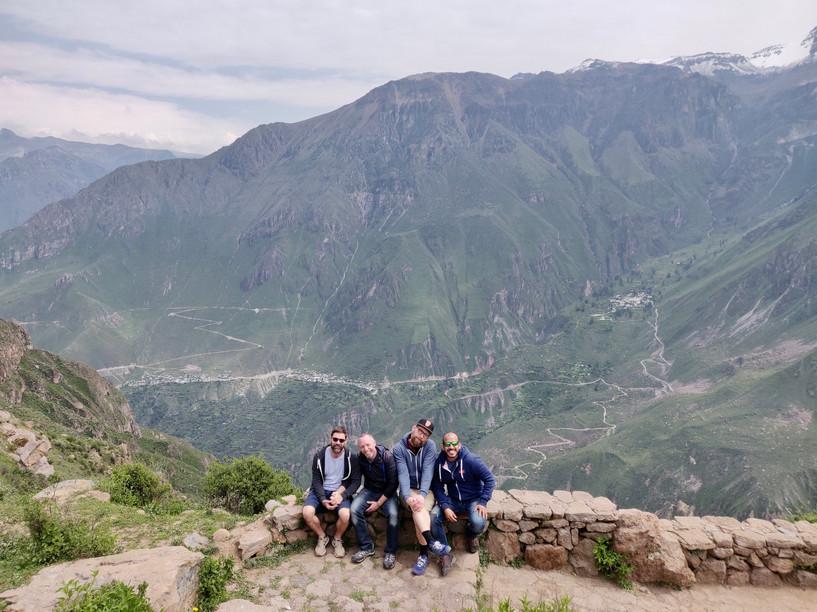 Colca Canyon - LlamaTrip