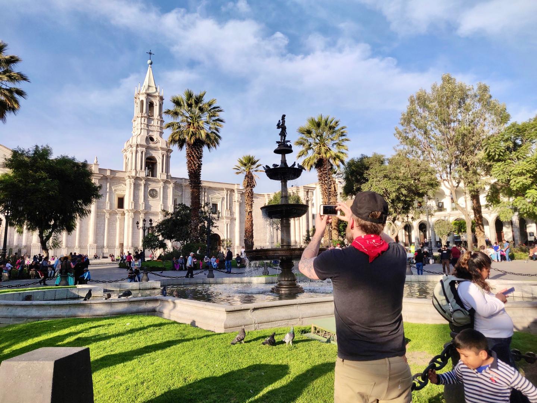 Main Square - Arequipa
