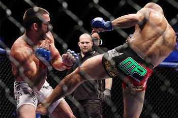 Illegal Strikes in MMA - The Good, the Bad, and the Ugly - Tom S.