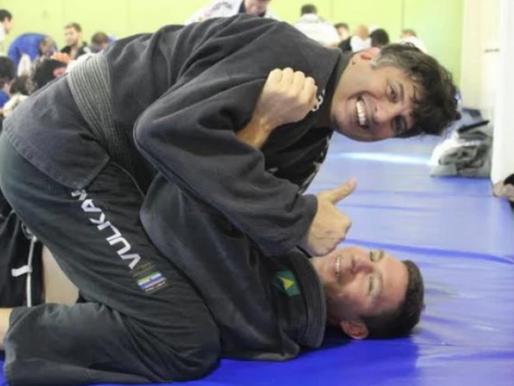 Tel Aviv's Hidden Mixed Martial Arts Community: Urban Jiu Jitsu